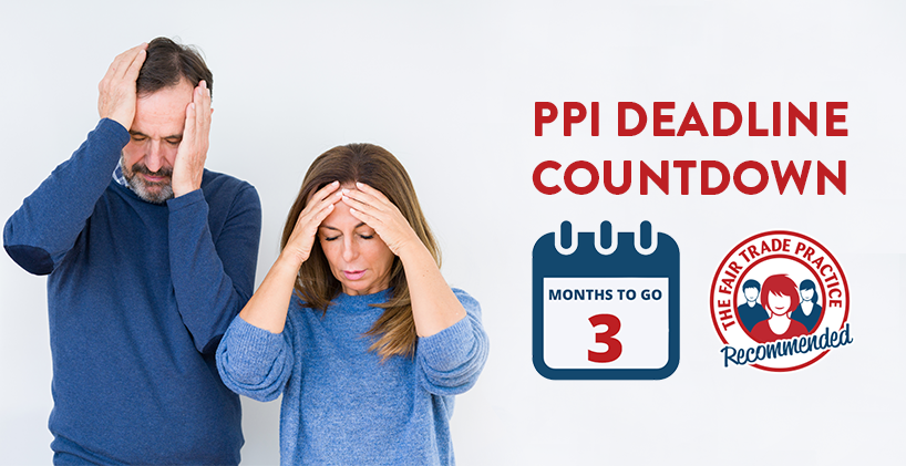 Corrections by industry regulator the FCA have revealed even more has been paid out to those mis-sold PPI than previously thought with just 3 months to go until the claims deadline.