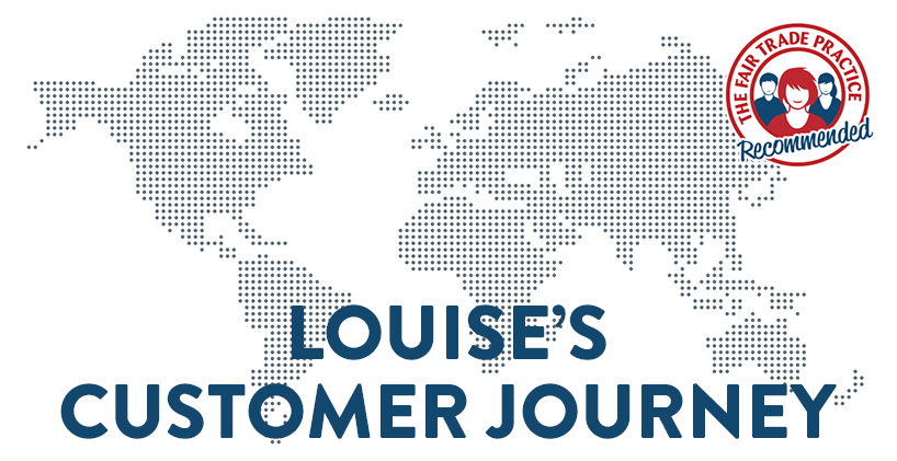 Continuing our series of customer reviews we asked another happy, successful customer to sum up their experience with The Fair Trade Practice in their own words. This account is from Louise in Hampshire, who successfully received an offer of PPI compensation from a Lloyds TSB loan and went on to recommend us to dozens of people she knew