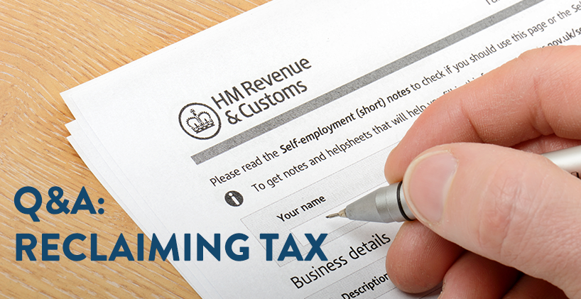 Q: How can I reclaim the tax paid on my invoice? A: If our investigations into your finances show Payment Protection Insurance (PPI) was added without your knowledge or added despite the cover being unsuitable for you then you may receive an offer of compensation from your lender.